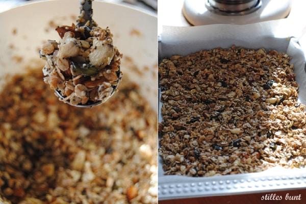diy quinoa granola 3