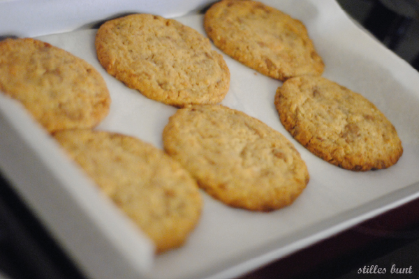 chewy double choc cookies 5