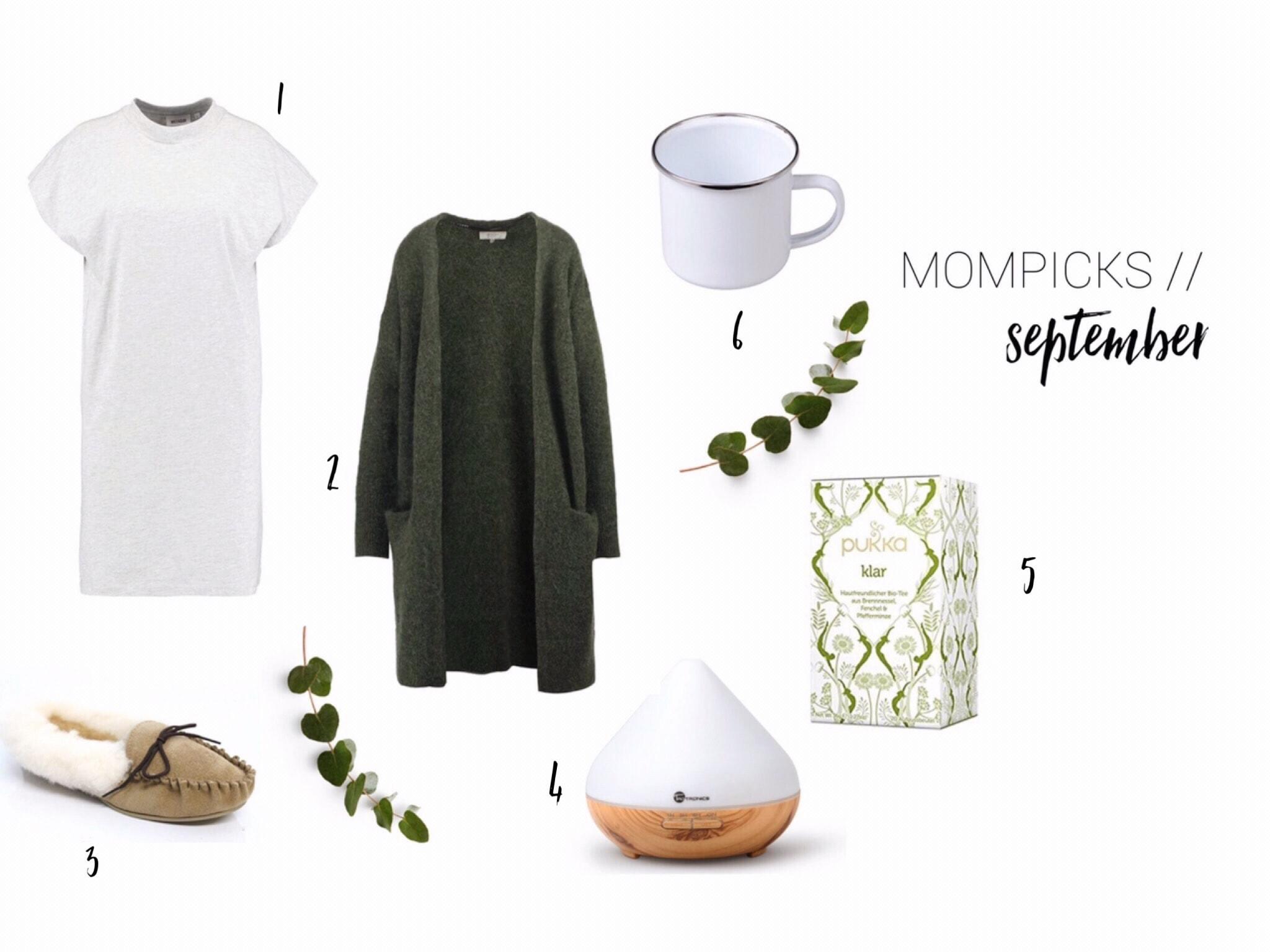 Mompicks September